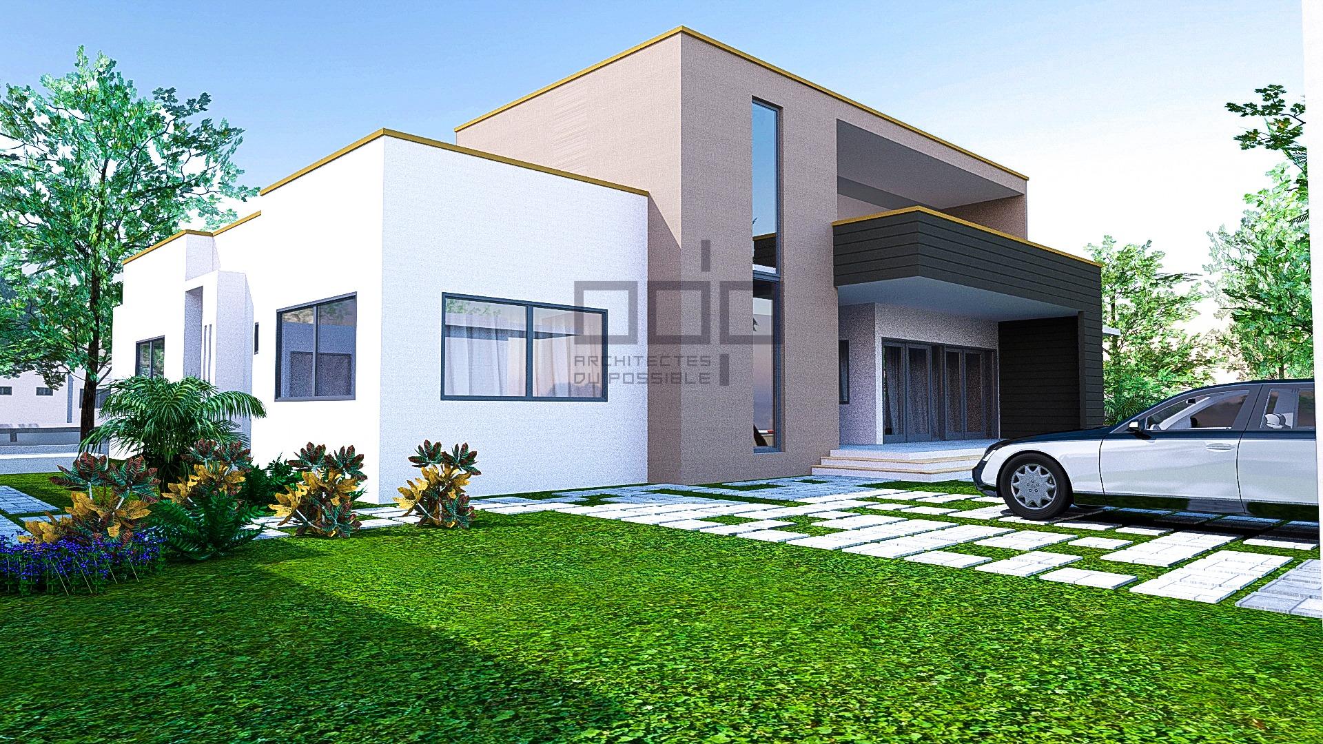 Villa à Agbodrafor, Togo